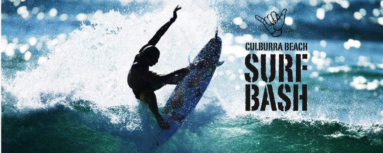 Culburra Beach Surf Bash
